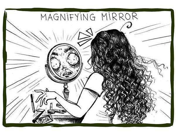 Как избежать ошибок в макияже: психология поведения
