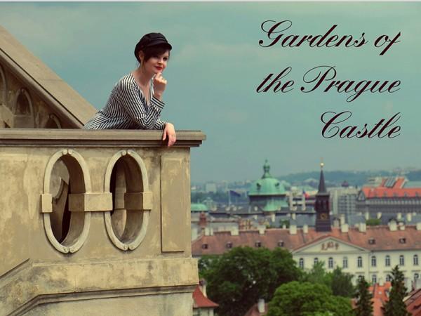 Дворцовые сады под Пражским градом: общее впечатление