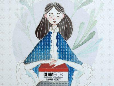 Не новогодний GlamBox #12