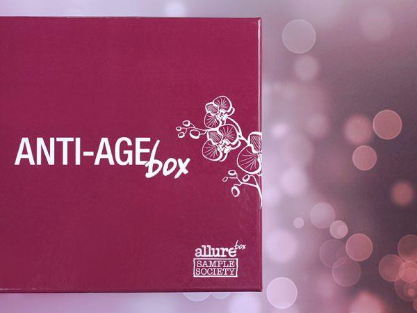 Anti-Age Box Сентябрь – лимитированный выпуск от GlamBox