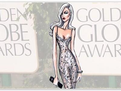 Golden Globe Awards 2015: Неудачный макияж звезд