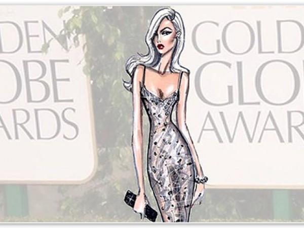 Golden Globe Awards 2015 – неудачный макияж звезд