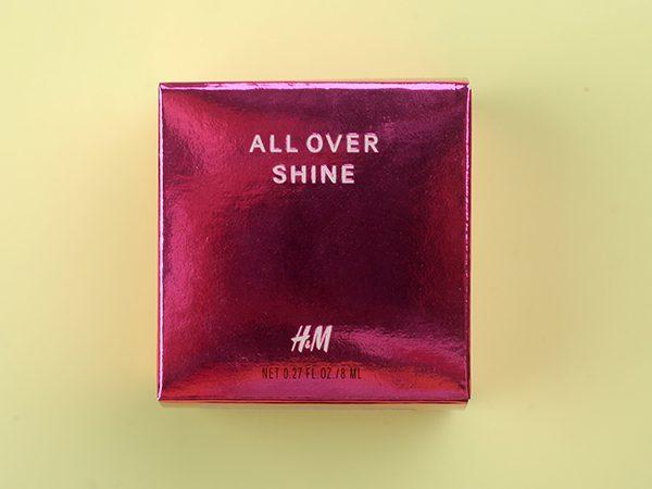 Средства для влажного макияжа H&M All Over Shine Face Shine Gloss или…