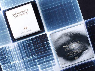 Тени для век H&M – отзыв, свотчи, фото, макияж