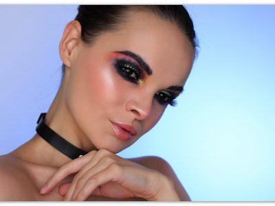 Как повторить цветные Smoky Eyes – креативный макияж