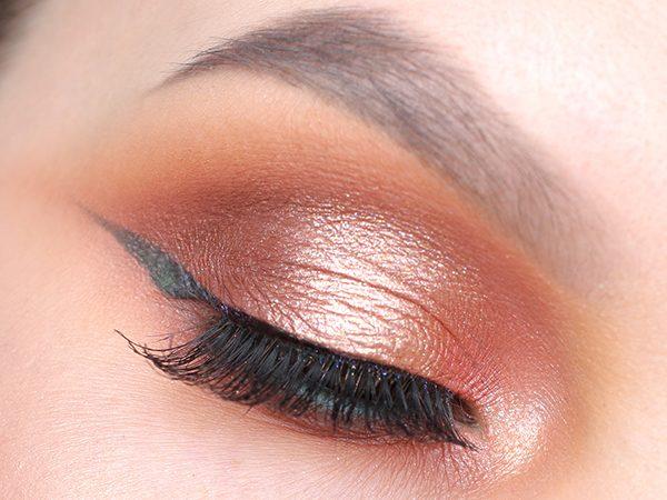 Восточный макияж глаз пошаговый