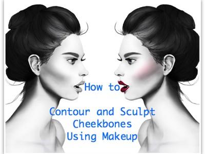 Как делать скульптурирование лица – техника нанесения румян