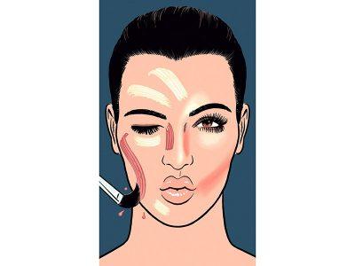 Скульптурирование лица: 5 грубых ошибок