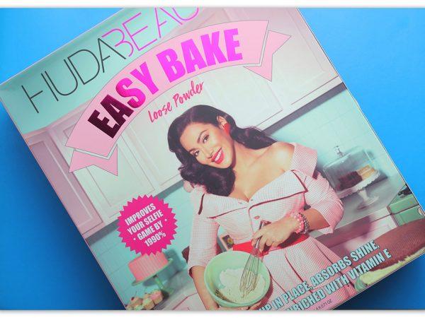 Пудра Huda Beauty Easy Bake Loose Powder: духи в косметике