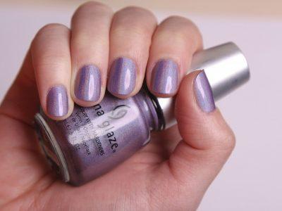 Лак для ногтей China Glaze: отзывы, фото, свотчи