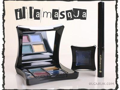 Покупки месяца: косметика Illamasqua – первое впечатление