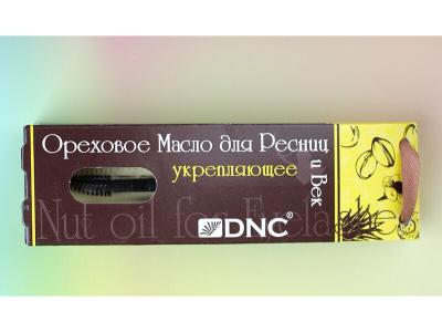 Масло для ресниц и бровей DNC – отзыв, состав, фото