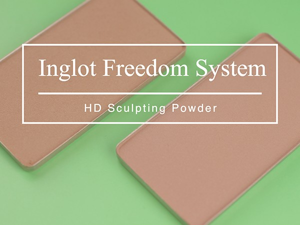 Inglot Freedom System HD Sculpting Powder 504