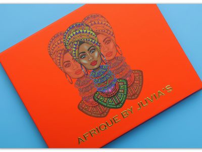 Палетка теней Afrique Eyeshadow Palette – Juvia's Place: отзывы