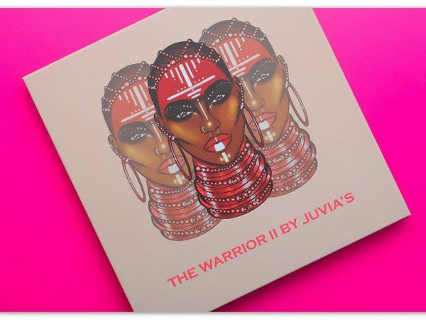 Палетка теней Juvia's Place The Warrior II Eyeshadow Palette: отзывы
