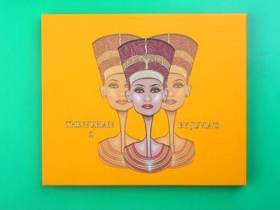 В чем супер сила Juvia's Place The Nubian II Eyeshadow Palette?