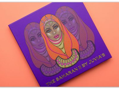 Juvia's Place The Saharan II Eyeshadow Palette – отзывы