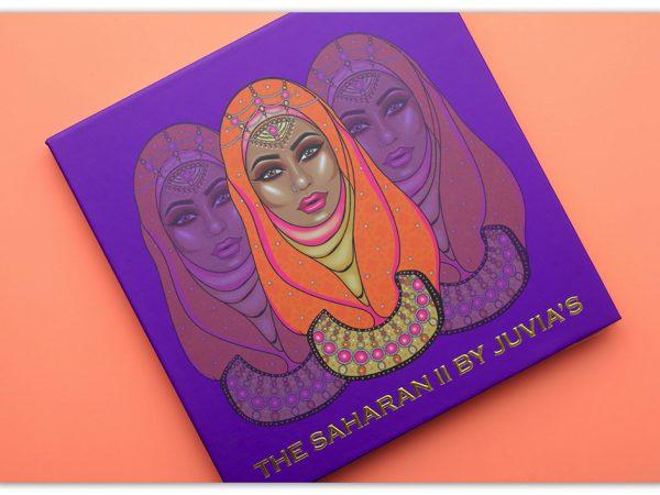 Juvia's Place The Saharan II Eyeshadow Palette – отзывы