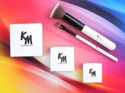 Минеральная косметика KM Cosmetics и кисти для макияжа — отзыв