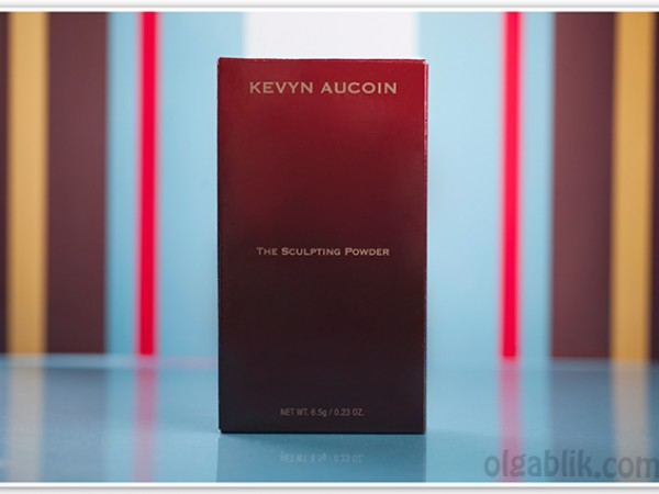 Kevyn Aucoin The Sculpting Powder – Medium. Скульптурирующая пудра.