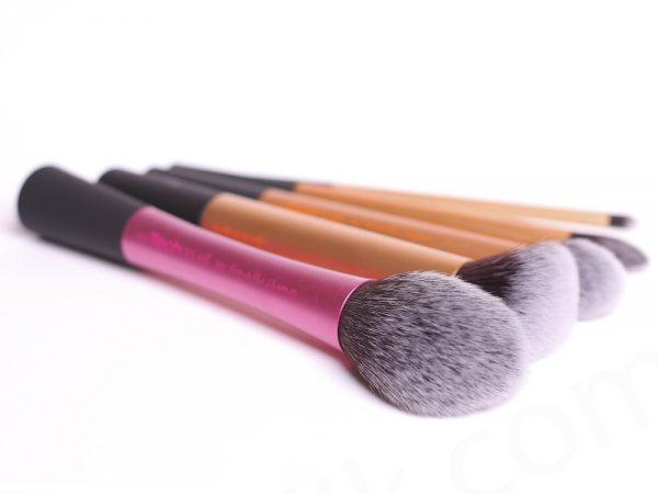 Кисти Real Techniques Makeup Brushes: отзывы и фото