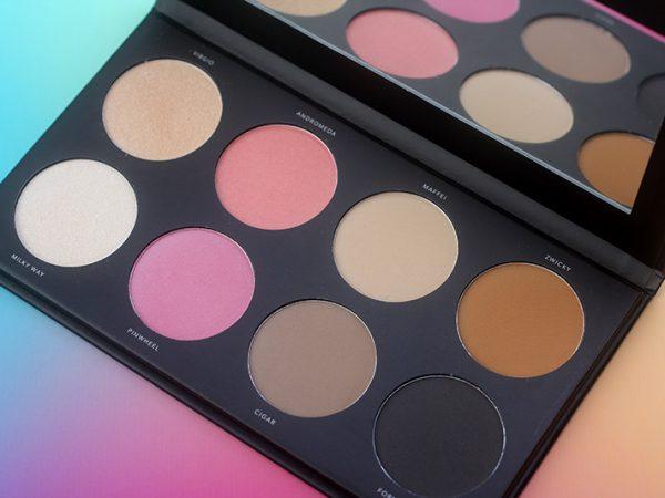 Infinity Palette – Linda Hallberg Cosmetics: отзывы, свотчи, макияж