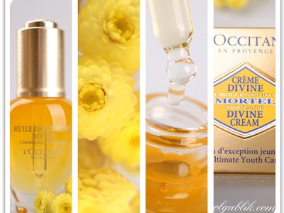 L'Occitane – божественное масло и крем для лица Иммортель – отзывы