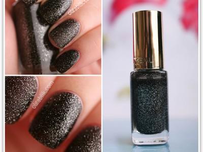 Черный песок на ногтях L'Oreal Paris Color Riche – отзывы