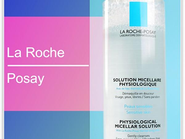 Мицеллярный раствор La Roche-PosayPhysiological Micellar Solution