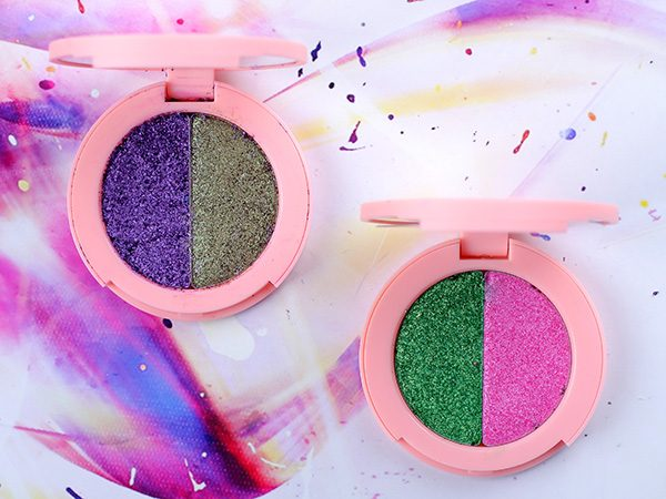 Lime Crime Superfoil Eyeshadow Duo: отзывы