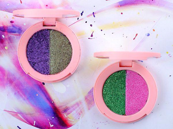 Тени для век Lime Crime Superfoil Eyeshadow Duo – отзыв