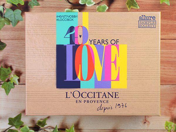 Лимитированная коробочка L'Occitane Box – отзыв