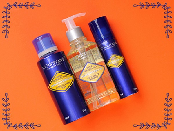 L'Occitane: New Immortelle