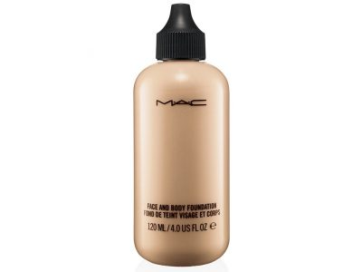 MAC Face And Body Foundation и MAC Studio Fix Fluid SPF 15: отзывы