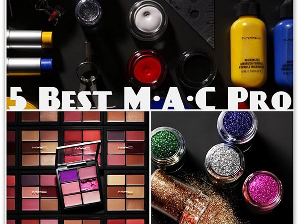 MAC Pro: что купить из профессиональной косметики ТОП-5