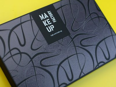 Make Up Factory International Eyes Palette: отзывы и свотчи