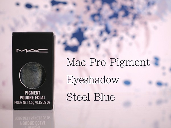 Тени MAC Pigment Colour Powder – отзыв, макияж, свотчи
