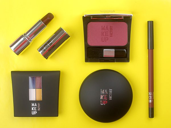 Make Up Factory Memories of a Vintage Journey Collection – отзыв