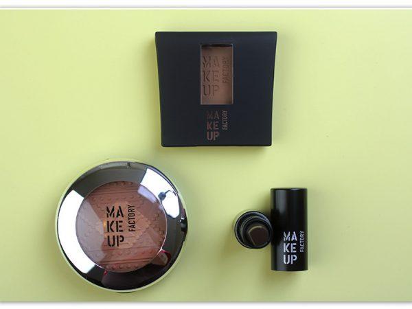 Летняя коллекция Make up Factory – отзыв, свотчи, фото