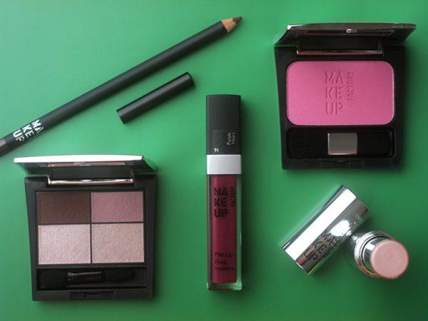 Что скрывается за осенней коллекцией Make Up Factory
