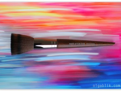 Make Up For Ever #122 Blending Brush – отзыв и фото