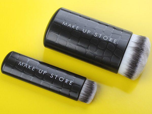 Кисти для макияжа лица Make Up Store – отзыв