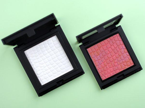 Make Up Store: прозрачная пудра и румяна (отзывы, фото, свотчи)