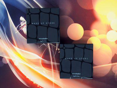 Тени для век Make Up Store Microshadow – отзыв, фото, макияж