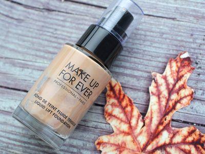 Make up for ever Liquid Lift Foundation – отзывы, до и после, фото