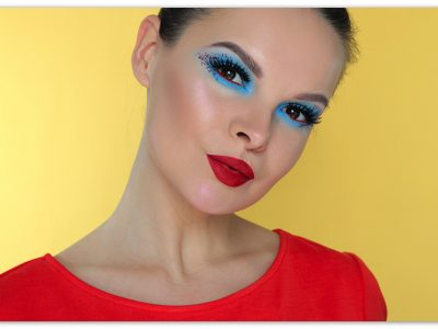 Правила игры контрастного макияжа