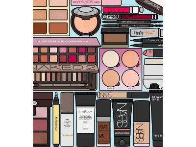 Как результат зависит от косметического бренда