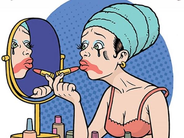 ТОП-5 ошибок в макияже глаз, губ и лица – исправляем их вместе