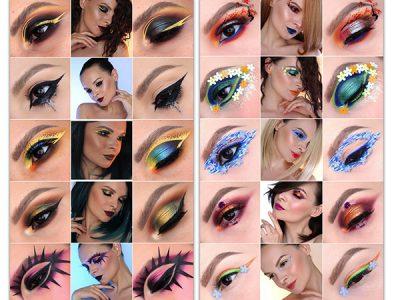 Будь в курсе: моя галерея макияжа