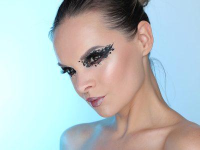 Креативный макияж: а что видите вы?